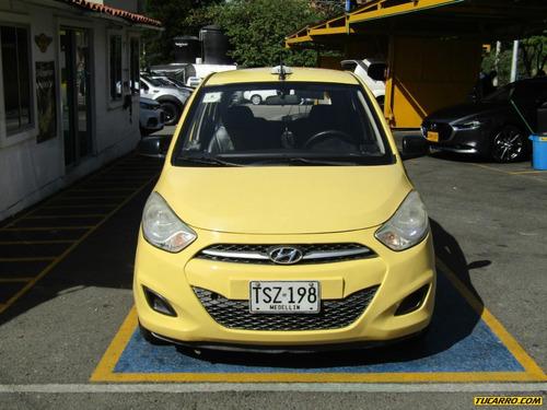 taxis otros  hyundai i10 mt 1200