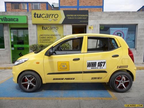 taxis otros  i10 gl