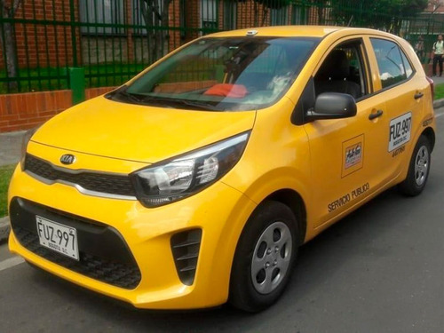 taxis otros  kia picanto ekotaxi 1.0 mt hb