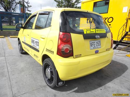 taxis otros  morning lx