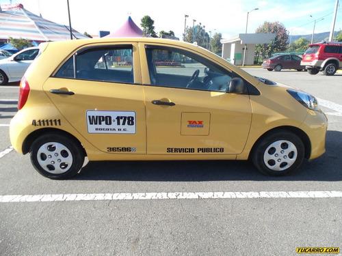 taxis otros  picanto ecotaxi