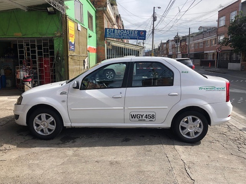 taxis otros renault logan  sedan