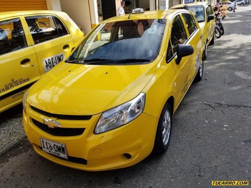 taxis otros  taxi sail chevy taxi
