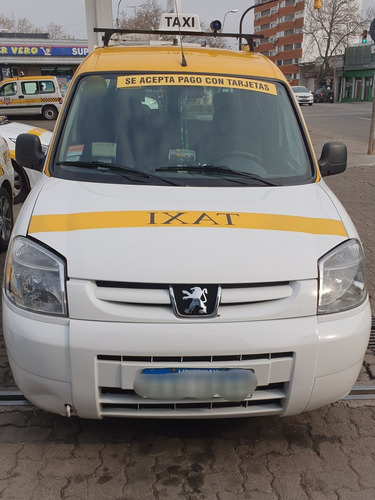 taxis peugeot partner