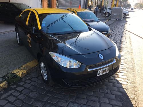 taxis renault fluence confort 1.6 gnc taxis con licencias