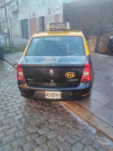 taxis  renault logan authentique 1.6 8v