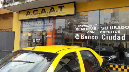 taxis renault logan pluss entrega inmediata financiacion