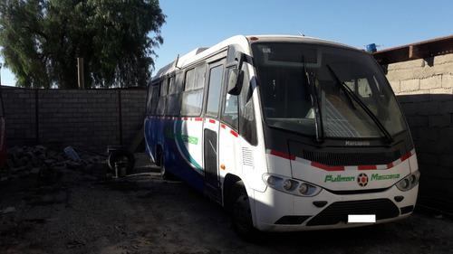 taxu bus  mercedez benz año 2012