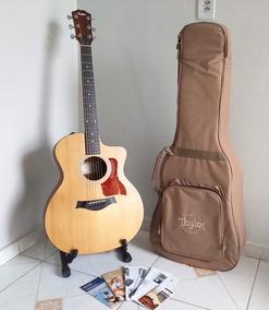 7806d66a6 Violão Taylor 114 Ce Violoes - Instrumentos Musicais no Mercado ...