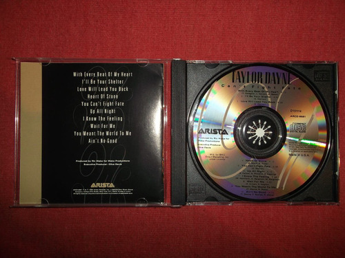 taylor dayne - can't fight fate cd usa ed 1989 mdisk