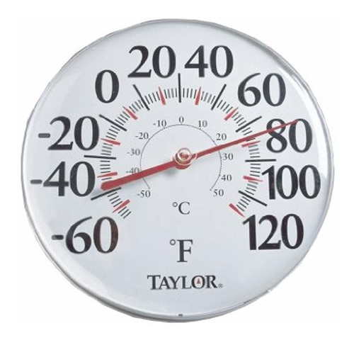 taylor precision products big read dial thermometer