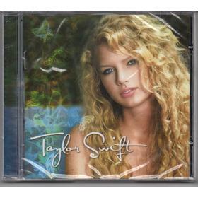 Taylor Swift (2008) Cd Original Novo Lacrado Prensagem Aa