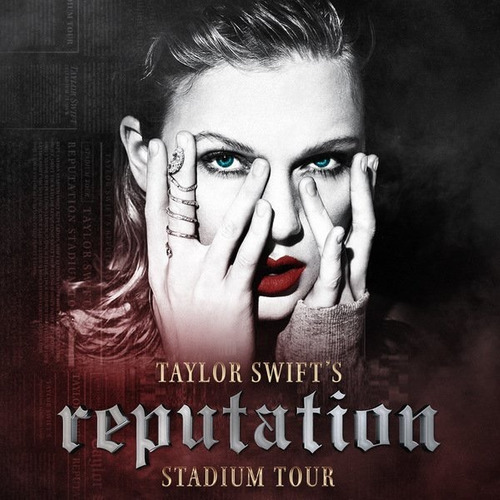 taylor swift reputation tour  dvd 2018