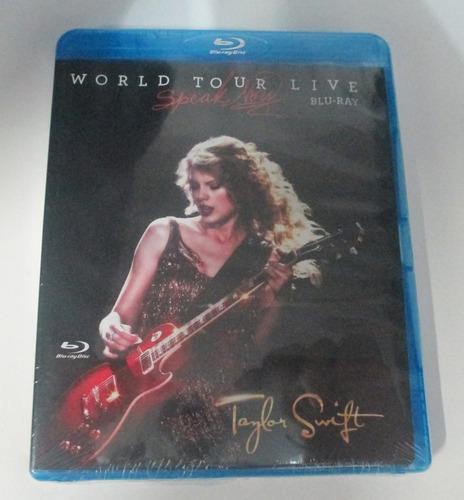 taylor swift - speak now! world tour live (blu-ray)
