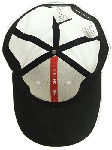 87154e50c1a ... denmark taylormade golf 2018 new era tour 39thirty hat blanco gran  36.960 en mercado libre 9cde9