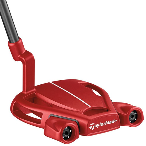 taylormade spider tour red  l  neck