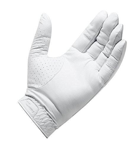 taylormade tour perferred luva, branco, 2x-large, mão esque