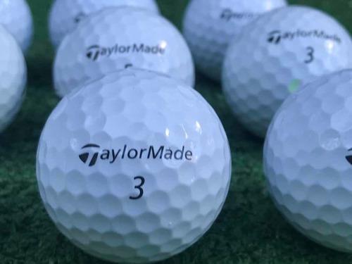 taylormade tp5 , tp5x bolas de golf 1 docena impecable