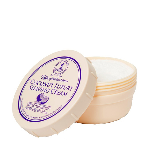 taylor´s crema para afeitar coco 150gr