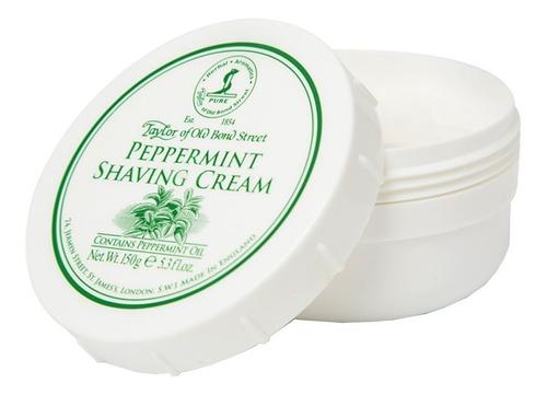 taylor´s crema para afeitar menta 150gr