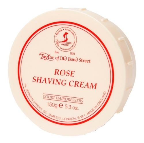 taylor´s crema para afeitar rosas 150gr