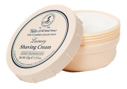 taylor´s crema para afeitar st. james collection 150gr