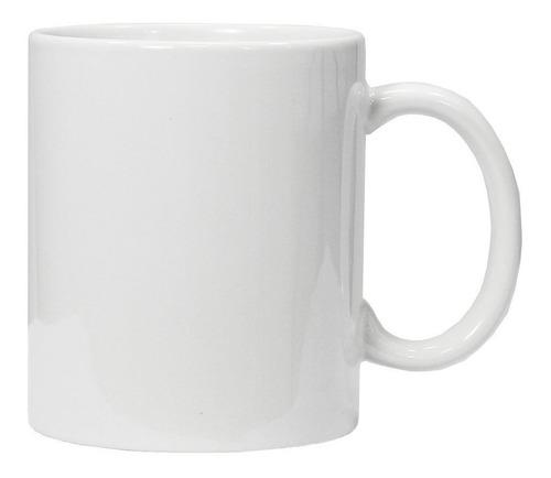 taza blanca tlp 11oz para sublimación 36 piezas terminado brillante full