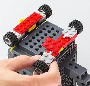 taza build on bricks edición limitada negra nueva colección