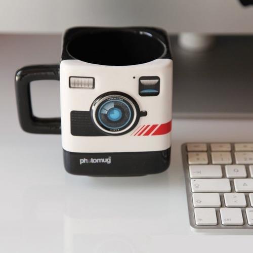 taza cámara