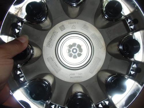 taza centro rin trasero camion chevrolet silverado 3500 hd