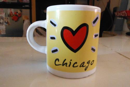 Taza ciudad de chicago usa regalo souvenir decoracion - Regalos decoracion hogar ...