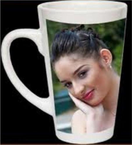 taza conica grande foto lima