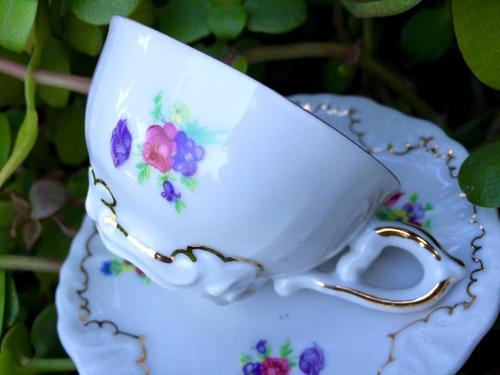 taza de café porcelana alemana