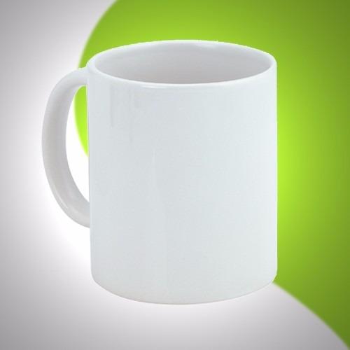 taza de ceramica blanca para sublimar - sublisur