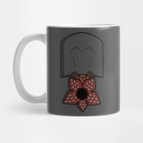 taza de ceramica stranger things dragonfly coleccion c 30