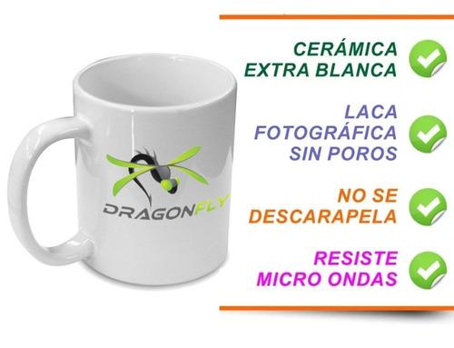 taza de ceramica stranger things dragonfly coleccion d 12