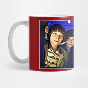 taza de ceramica stranger things dragonfly coleccion d 20
