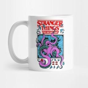 taza de ceramica stranger things dragonfly coleccion d 3