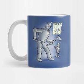 taza de ceramica tematica futurama coleccion b 29