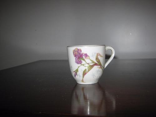 taza de limoge francés.café.