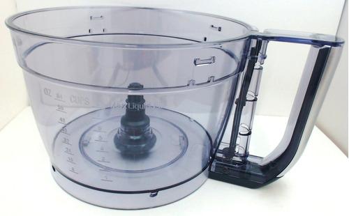 taza de respuesto de procesador de cuisinart fp-13svwb