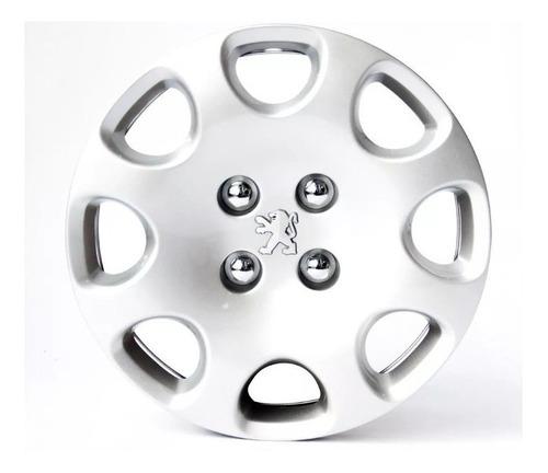 taza de rueda peugeot 206 307 ocean r 15 original