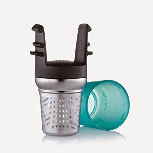 taza de viaje contigo west loop accesorio de infusión de té,