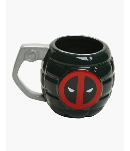 taza deadpool granada