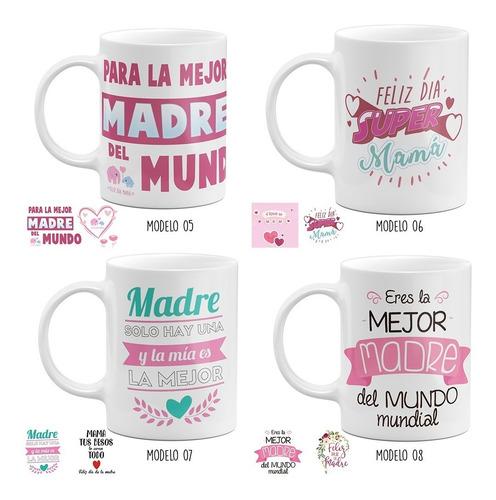 taza día de madres regalo para mamá diferentes diseños