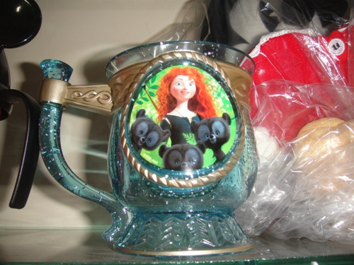 taza disney de merida ( 697 )