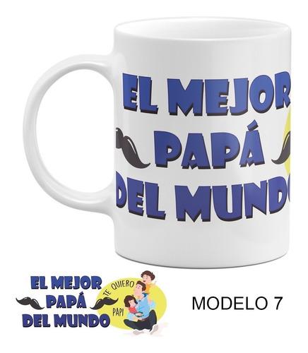 taza el mejor papá día del padre 12 diseños papá | regalo