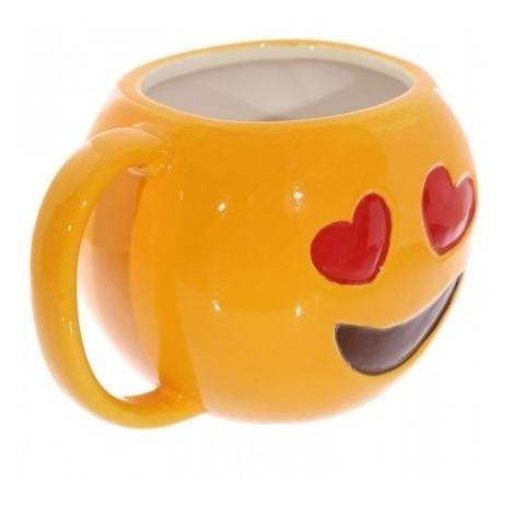taza emoji love