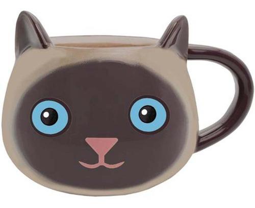 taza felino siames