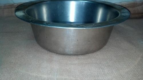 taza grande acero inoxid para perros grandes capacidad 5lts